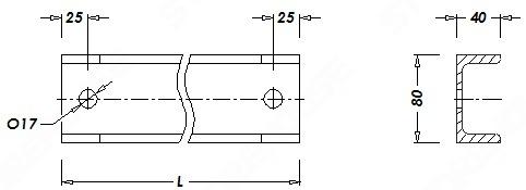 Защита рамы паллетного стеллажа