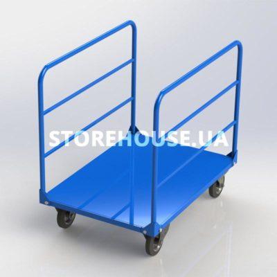 Платформенная складская тележка SHVV-0-1