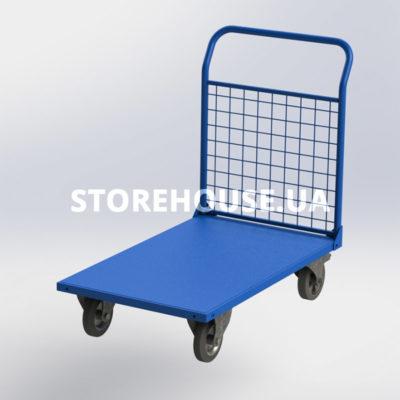 Платформенная складская тележка SHVV-1-1