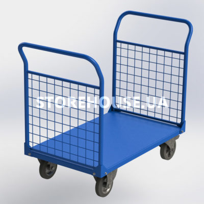 Платформенная складская тележка SHVV-1-2