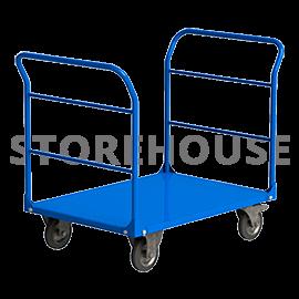 Платформенная тележка складская SHVV-2-2