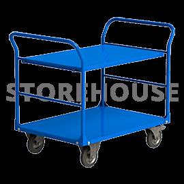 Платформенная тележка складская SHVV-2-3