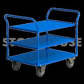 Платформенная тележка складская SHVV-2-4