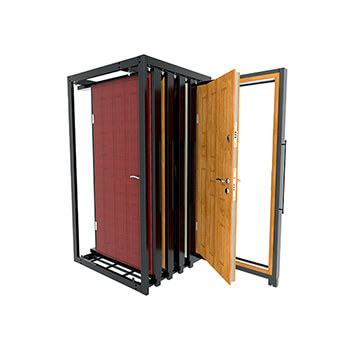 Экспозиторы для дверей