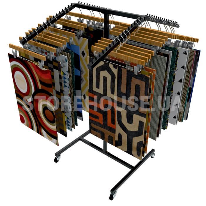 Экспозитор для ковров SHEE-CR3