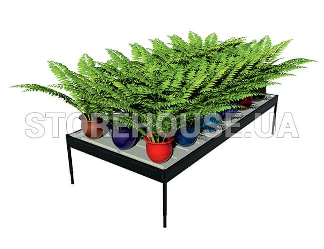 """Экспозитор для растений """"стол"""""""