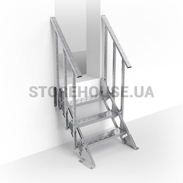 Лестница приставная SHLA-50